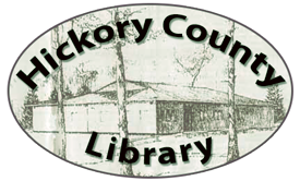 hickory county library logo